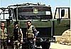 Сирийский спецназ получил новые «МАЗы»