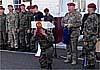 Семь сотрудников ФСИН России получили краповые береты в Мордовии