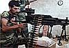 В Сирии силовики получили легендарные суперпулеметы «Корд»