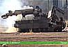 В Сирии ИМР-2 превратили в неубиваемый «саперный танк»