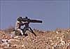 Сирийская ракета разнесла вдребезги автомобиль террористов