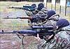 Снайперы спецназа «Гепард» отработали навыки в ходе четырехдневных сборов