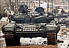 В Сирии наряду с Т-72Б и Т-90 замечены «свежие» Т-72АВ