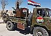 В Сирии легендарная «Шишига» сражается с терроризмом