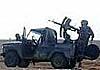 В Сирии УАЗы стали машинами антитеррора