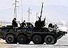 Сирийские военные называют БТР-82А одним из лучших в мире