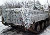 На фронте появились ржавые «газетные» украинские БМП