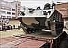 Курганмашзавод ведет своевременную отгрузку военной техники в рамках выполнения ГОЗ