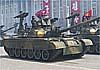В КНДР танк «Чонма-216» превратили в «комбайн смерти»