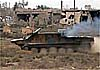 В Сирии легендарные БТР-50 были использованы в «черных» целях
