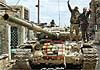 В Сирии военные сделали Т-72 немного похожим на «Армату»