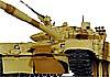 Новейшая модификация T-72БМЭ представлена на «Милекс-2017»