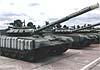 Новейшую модификацию Т-72Б3 получили военные Белоруссии