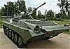 В Алабино замечена очень редкая БМП-2