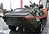 На «Армии-2017» впервые выкатили БТР-87
