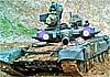 В Сирии воюющие Т-90А «слепят» врагов «супер-фарами»