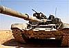 Единственный в Сирии Т-90К (21-8) почти год сражается с боевиками