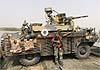 В Сирии террористам удалось уничтожить одну «супер-БРДМ»