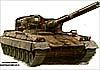 Первые фото самого секретного «реактивного танка» СССР «Объект 477» (ХМ 2)