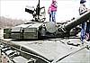 Российская армия показала правильно защищенный Т-72БМ
