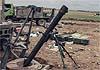 Сирия: в боях потеряны новые 120-мм самоходные минометы «Сани»
