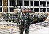 Сирийские военные потеряли очень редкий «итальянский» Т-72