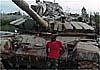 Сирия: как танкисты прикрыли опасную «проплешину» на Т-72Б(М)