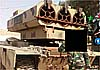 Сирийская «танковая» РСЗО - дальний потомок «Штурмтигра»?
