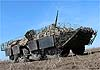Украинские «реактивные» Т-80БВ и БТР-80 «попали за решетки»