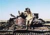 В Сирии сгорел уникальный «итальянский» Т-72 с противоракетным «Миражом»