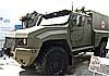 Санитарные бронеавтомобили «Линза» поступят в войска в 2019 году