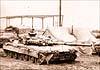 Первая чеченская: навстречу смерти - российский Т-80БВ взял нас на прицел