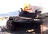 Вспыхнул как факел: редкий в Йемене танк Т-55АМ2 впервые подбит в боях