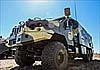 На Украине похвастались разработкой «новейшего бронированного грузовика»