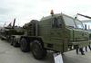 Новые тягачи БАЗ-6403 для перевозки танков поступили на вооружение ЦВО